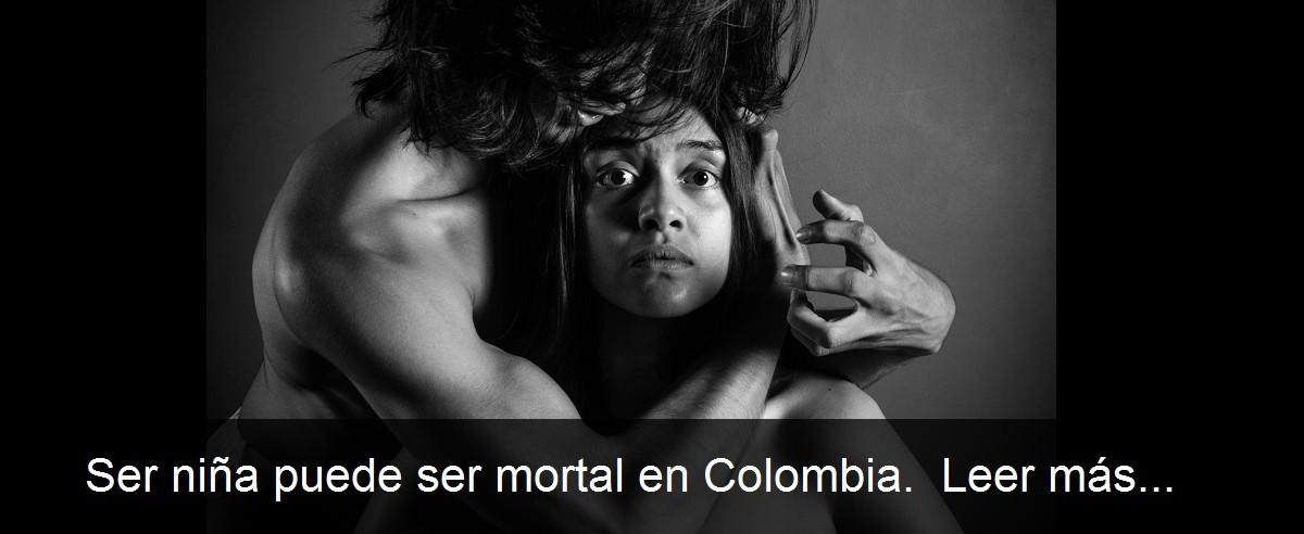 Nota niña en Colombia