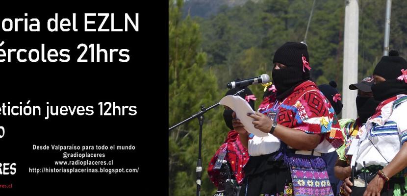 Historia EZLN 16x5